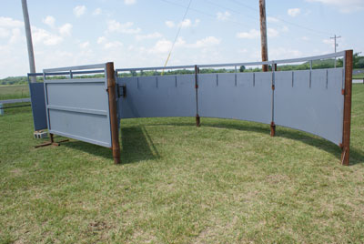 Gobob Gobob Pipe And Steel Livestock Equipment Claude Tx